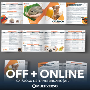 Catálogo de servicios Laboratorios Lister Veterinario