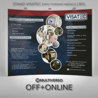 Stand VISATEC