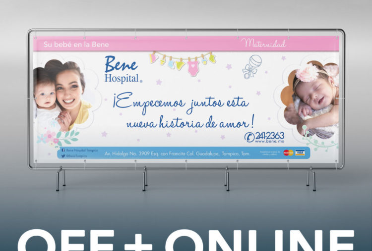 Display Hospital La Bene